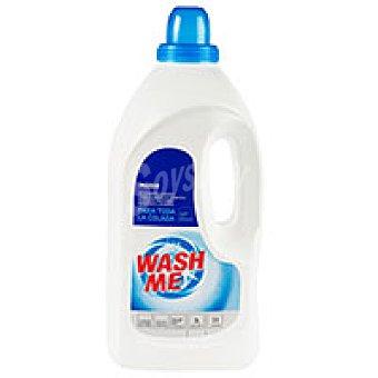 Eroski Detergente líquido Botella 33 dosis