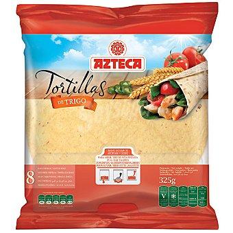Azteca Tortilla de trigo Envase 325 g