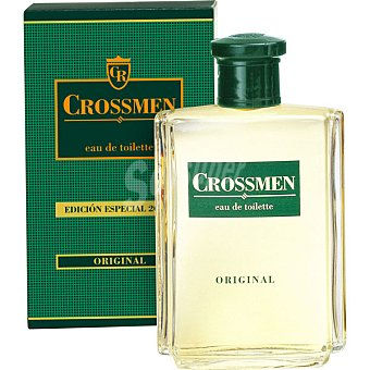 Crossmen Eau de toilette original masculina Edicion Especial Frasco 200 ml