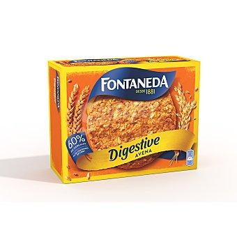 Fontaneda Galletas digestive con avena 550 gr