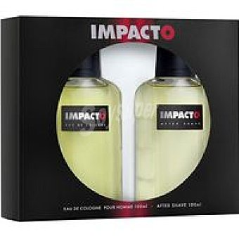 Impacto Colonia Frasco 100 ml + After Shave