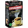 Gourmet café natural molido Paquete 250 g Catunambu