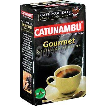 Catunambu Gourmet café natural molido Paquete 250 g