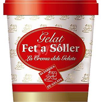 Fet a Soller Helado crema de limón Tarrina 500 ml