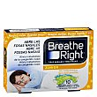 Tiras nasales junior 10 ud Breathe Right