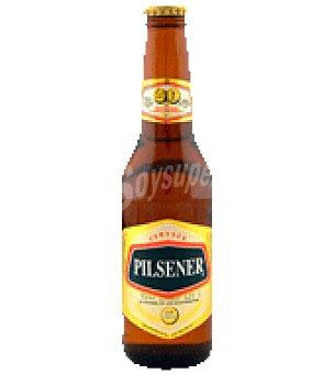 Pilsener Cerveza peruana Botella de 33 cl