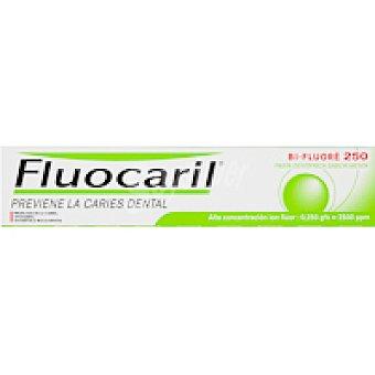 FLUOCARIL 250 Bi fluore de menta Tubo 75 ml