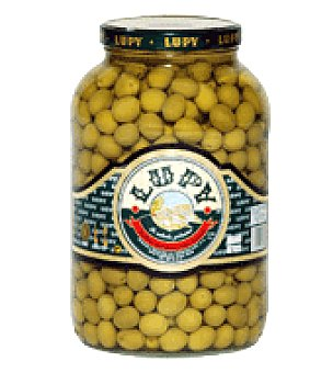 Lupy Aceituna sabor anchoa 2,3 kg