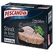Steak de atún de aleta amarilla, ultacongelado cortes selectos 225 g Pescanova