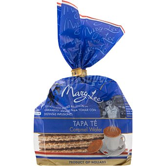 Mary Lee Wafers rellenos de caramelo bolsa 230 g Bolsa 230 g