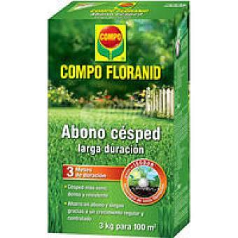 Compo Abono césped flor Saco 3 kg