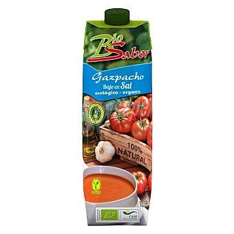 Biosabor Gazpacho bajo en sal ecológico 1 l