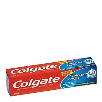 Colgate Dentífrico con flúor + calcio Tubo de 50 Mililitros