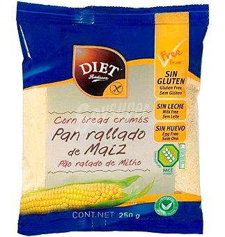 Diet Rádisson Pan rallado sin gluten 250 GRS