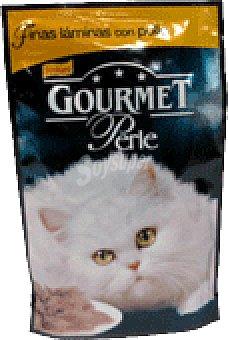 Purina Gourmet Comida para Gato de Pollo Perle 85 GRS