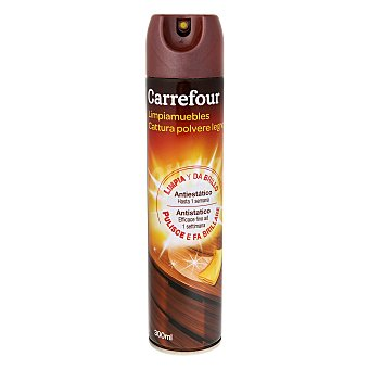 Carrefour Limpiamueble antiestatico 300 ml