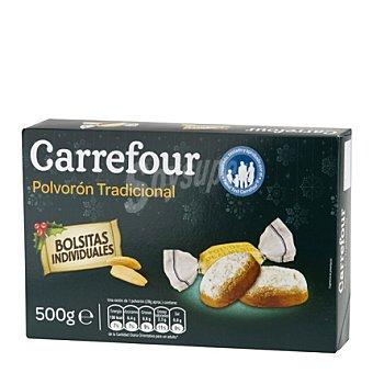 Carrefour Polvorón tradicional 500 g
