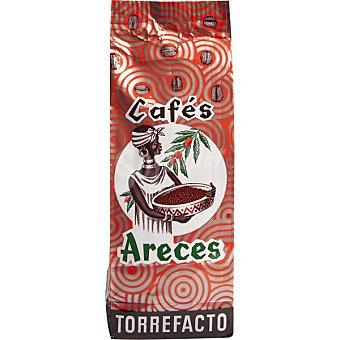 Areces Cafe torrefacto superior en grano Paquete 250 g