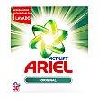 Detergente lavadora polvo ropa blanca Actilift Paquete 30 lavados Ariel