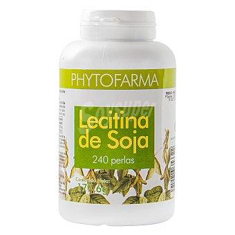 Phytofarma Lecitina de soja perlas 240 ud