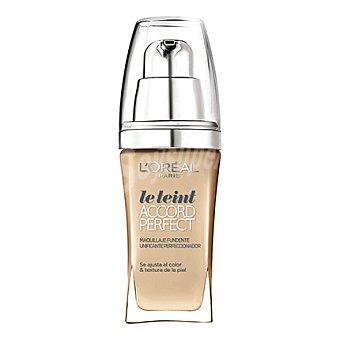 L'Oréal Base de maquillaje Accord Perfect D7 ambre doré 1 ud