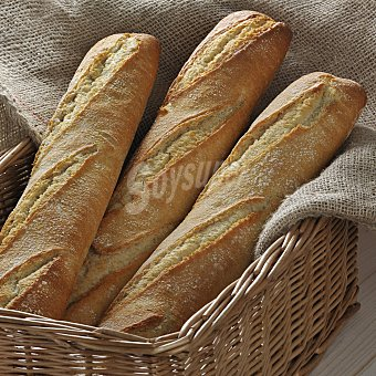 Carrefour Barra de pan Pack de 3