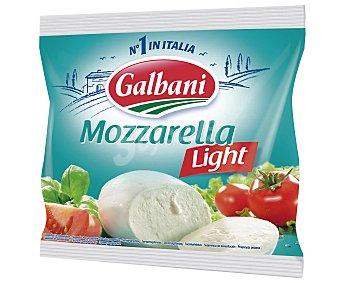 Galbani Queso mozzarella Italiana light 125 g