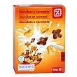 Cereales rellenos de chocolate Caja 500 g DIA