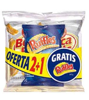 Boca Bits Matutano Bocabist + Rufles 140 g. gratis Pack de 2x84 g