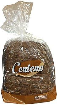 Pan molde con centeno y pipas 750 g