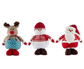Actuel Figura navideña extensible de 106 centímetros, varios diseños disponibles, actuel.