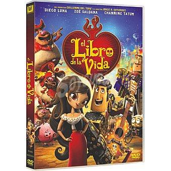 El Libro De La Vida DVD