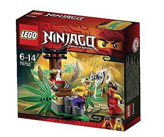 LEGO Juego de construcciones Ninjago, la trampa selvática, modelo 70752 1 unidad