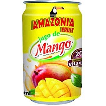 AMAZONIA JUGO MANGO 330 ML