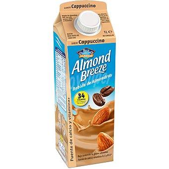 Almond breeze Bebida de almendras sabor cappuccino envase 1 lt