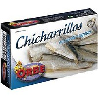 Orbe Chicharrillo en aceite vegetal Lata 125 g