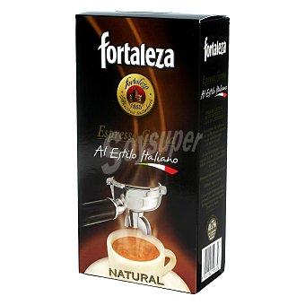 Fortaleza Cafe expreso hogar natural 200 g