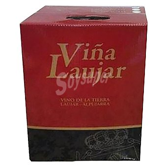 Viña Laujar Vino tinto grifo 5 l