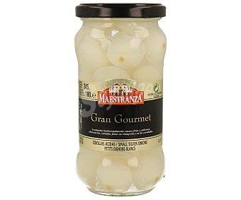 Maestranza Cebollas blancas ácidas Tarro de 180 g