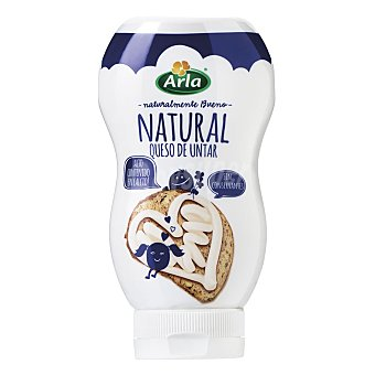 Arla Queso para untar natural en botella 175 g