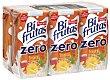 Zumo con leche tropical zero Pack 6 brik x 200 ml Bifrutas Pascual