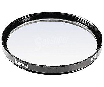 HAMA Filtro ultravioleta UV 52MM de 52mm, neutro de 52mm, neutro