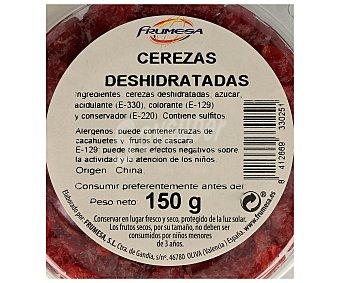 Frumesa Cereza deshidratada,, 150 gramos