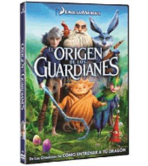 El Origen de los Guardianes DVD