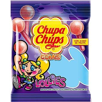 Chupa Chups Gomis Lollies con zumo de frutas Bolsa 125 g