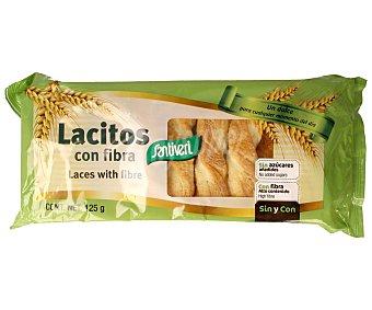 Santiveri Lacitos con fibra sin azúcar Paquete 125 g