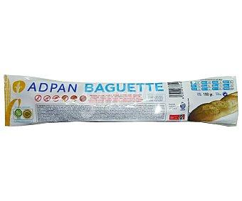 Adpan Baguette precocida sin gluten 190 g