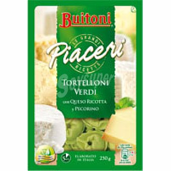 Buitoni Tortelloni Verdi Piaceri Bandeja 250 g