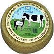 Queso semicurado con leche de vaca y cabra peso aproximado pieza 3 kg Levasa