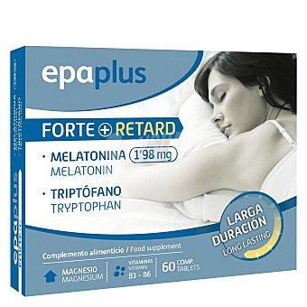 Epaplus Complemento alimenticio a base de Melatonina que ayuda a conciliar el sueño edaplus 60 comprimidos
